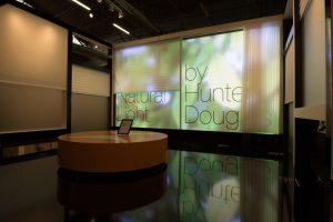 Hunter Douglas at Architectural Digest Design Show