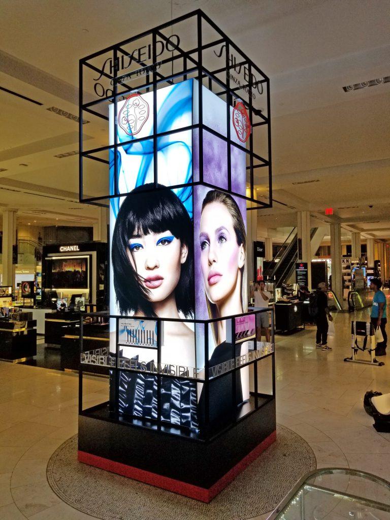 Shiseido in Macys